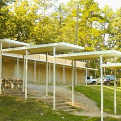 Commercial Aluminum Awnings