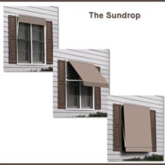 Residential Awnings Styles
