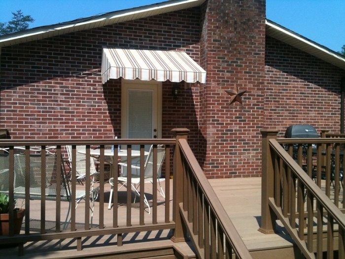 Residential Awnings Hickory Nc