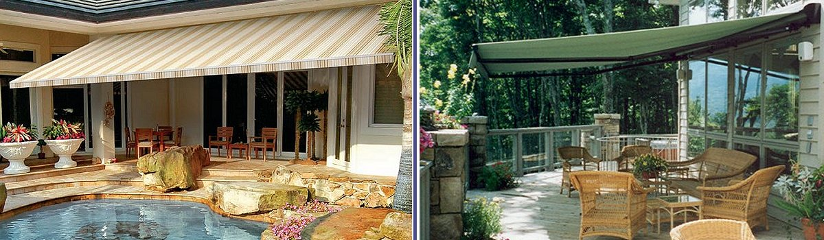 Residential Awnings in HickoryNC