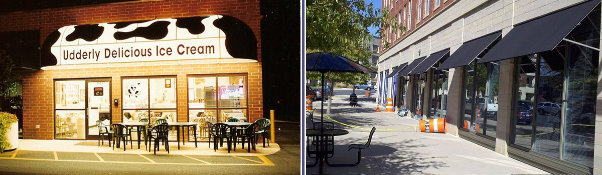 Commercial Awnings Hickory NC